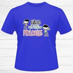 Camiseta Niñ@s molones