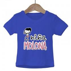 Camiseta Niña Molona