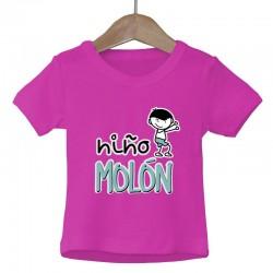 Camiseta Niño Molón