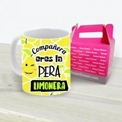 Taza Compañera Pera Limonera