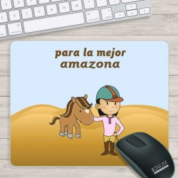 Alfombrilla PC Amazona