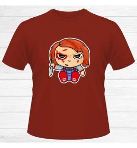 Camiseta Chucky Chico