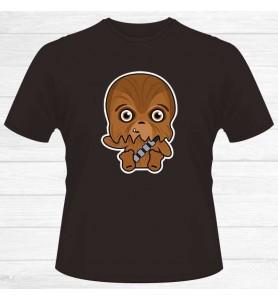 Camiseta Chewbacca Chico