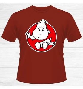 Camiseta Cazafantasmas Chico