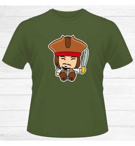 Camiseta Capitán Jack...