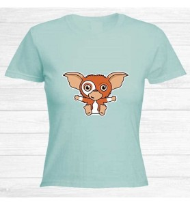 Camiseta Gremlins Chica