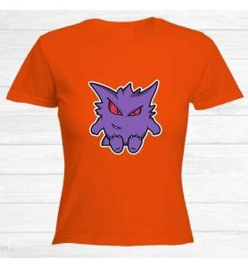 Camiseta Gengar Chica