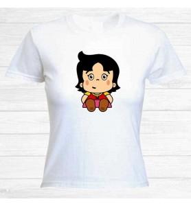 Camiseta Heidi Chica