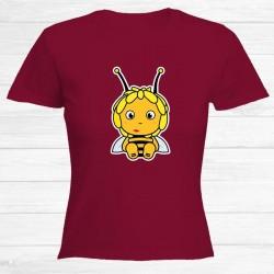 Camiseta Abeja Maya Chica