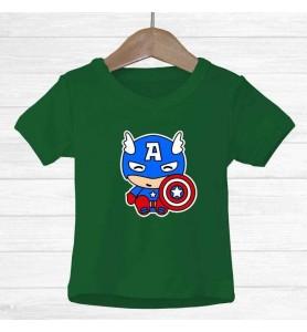 Camiseta Capitán América...