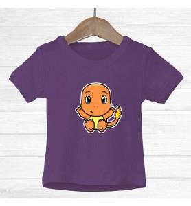Camiseta Charmander Infantil
