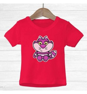 Camiseta Gato Cheshire...
