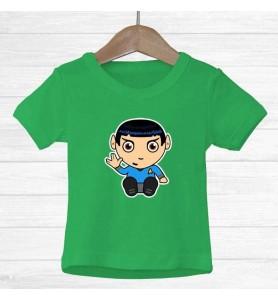 Camiseta Capitán Spock...