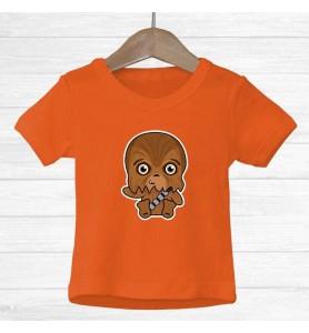 Camiseta Chewbacca Infantil