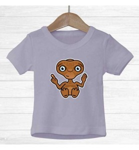 Camiseta ET Infantil