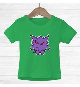 Camiseta Gengar Infantil