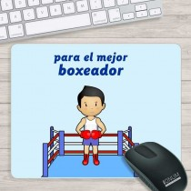 Alfombrilla PC Boxeador