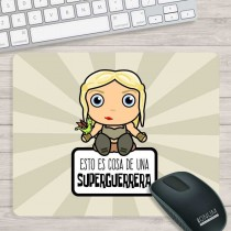 Alfombrilla PC superguerrera KL