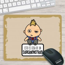 Alfombrilla PC supermoustruo SL