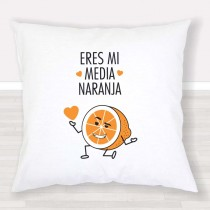 Cojín Media Naranja chico